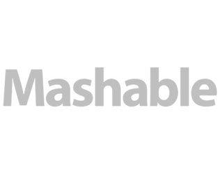 Mashable gray
